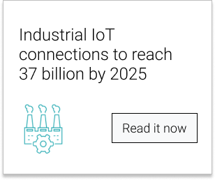 Industrial IoT connection